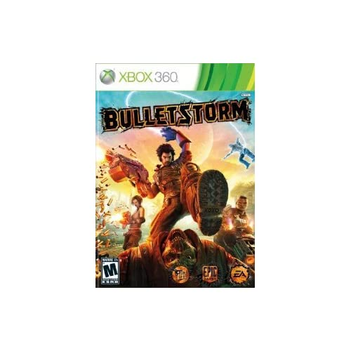 Bulletstorm For Xbox 360 Shooter