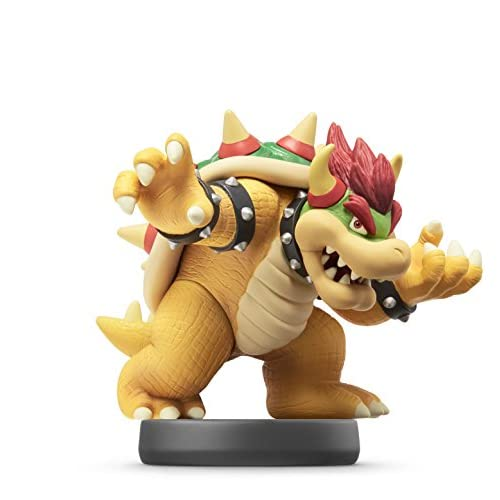 Image 0 of Bowser Amiibo Super Smash Bros Series Figure Character