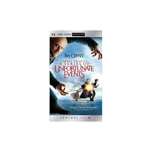 Image 0 of Lemony Snicket's A Series Of Unfortunate Events UMD For PSP