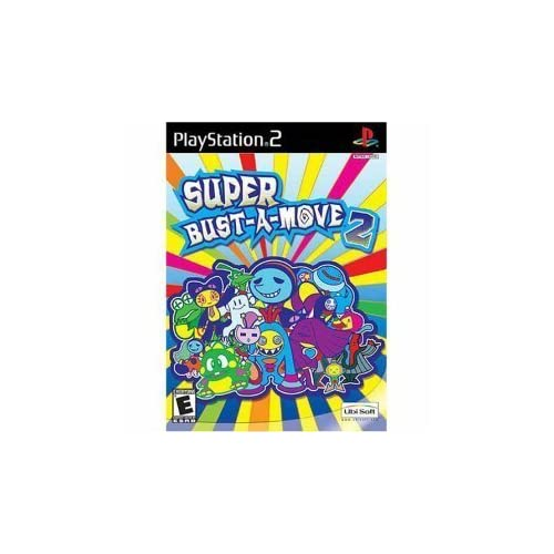 Image 0 of Super Bust-A-Move 2 For PlayStation 2 PS2