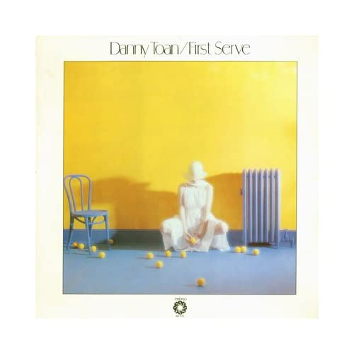 Image 0 of First Serve By Toan Danny On Vinyl  Record
