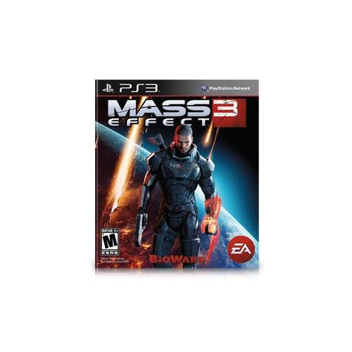 Mass Effect 3 For PlayStation 3 PS3 Fighting