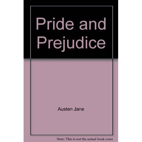 Image 0 of Pride And Prejudice By Jane Austen On Audio Cassette
