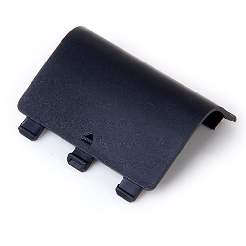 Image 2 of Black Battery Cover Door For Xbox One Wireless Controller