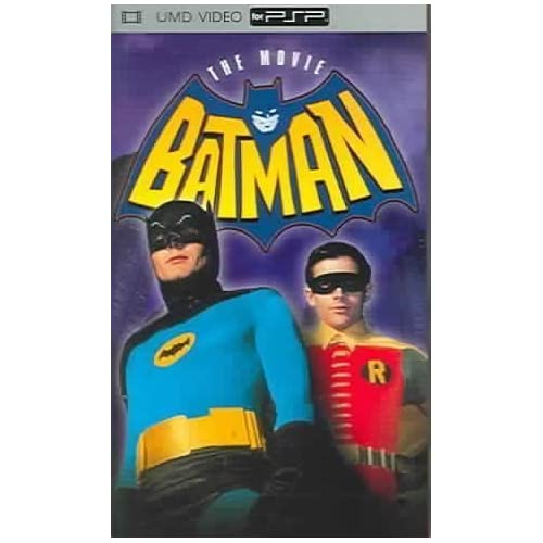 Image 0 of Batman The Movie / 35th Anniversary Edition UMD For PSP