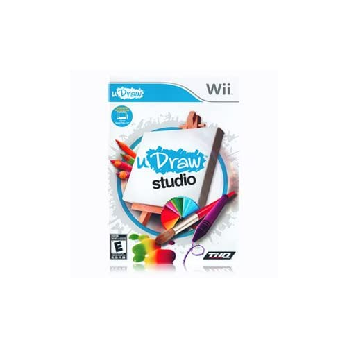 Draw Studio For Wii U