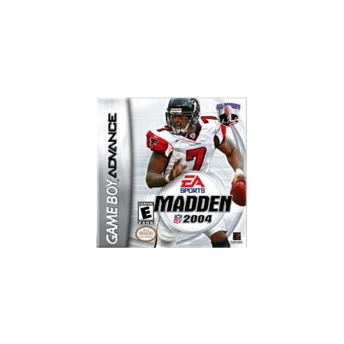 Image 0 of Madden NFL 2004 Football GBA For GBA Gameboy Advance