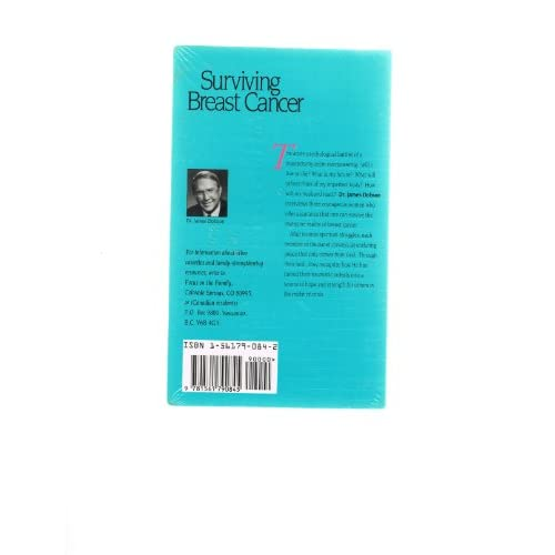 Image 0 of Surviving Breast Cancer Focus On The Family On Audio Cassette