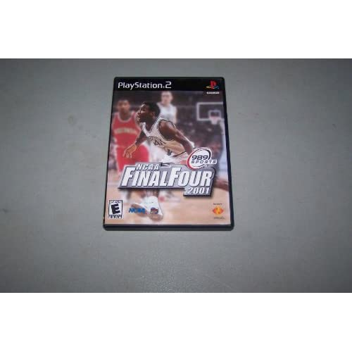 Image 0 of NCAA Final Four 2001 For PlayStation 2 PS2 4 Basketball