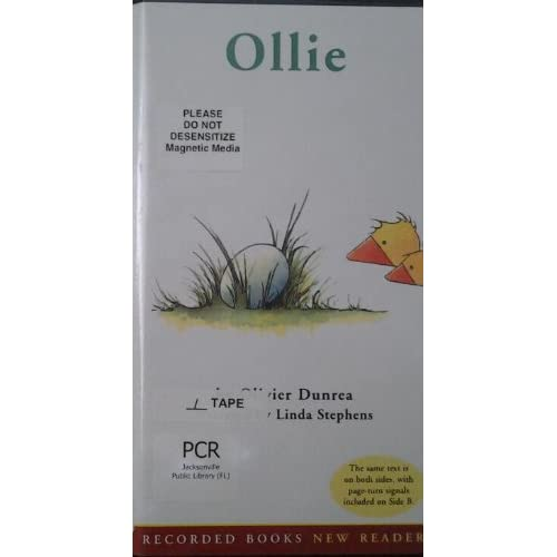 Image 0 of Ollie On Audio Cassette