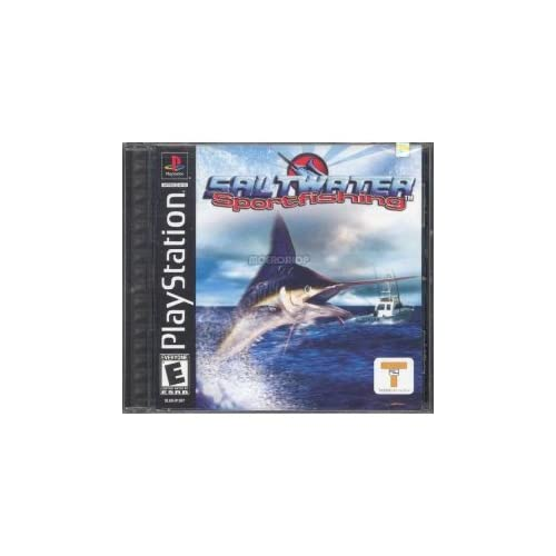 Image 0 of Saltwater Sport Fishing For PlayStation 1 PS1