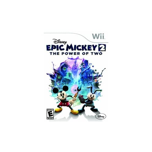 Image 0 of Disney Epic Mickey 2: The Power Of Two For Wii