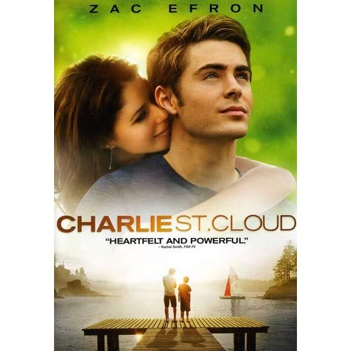 Image 0 of Charlie St Cloud On DVD With Zac Efron Drama