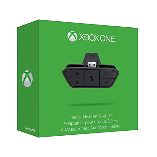 Image 0 of Microsoft OEM Stereo Headset Adapter For Xbox One