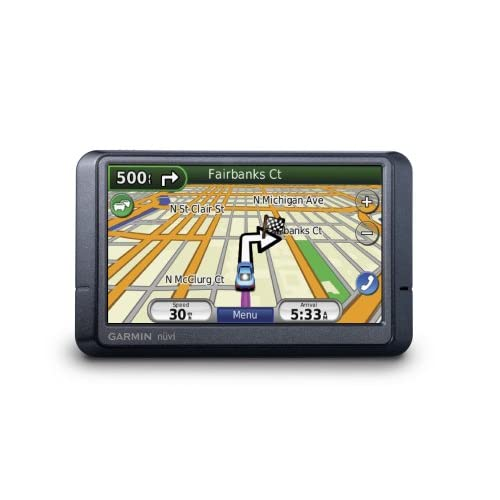 Garmin Nuvi 265W/265WT 4.3-inch Widescreen Bluetooth Portable GPS Navigator With