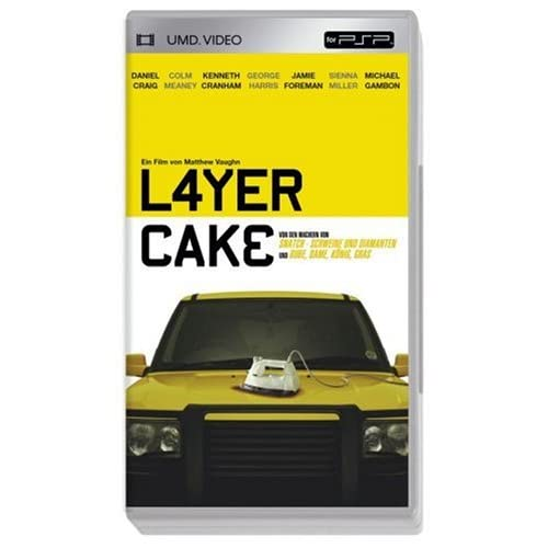 Image 0 of Layer Cake For PSP UMD