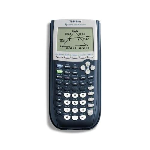 Image 0 of Texas Instruments TI-84 Plus Graphics Calculator 84PL/CLM/1L1/B