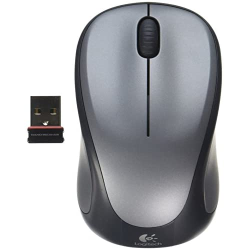 Image 0 of Logitech M315 Silver Grey Mouse M325