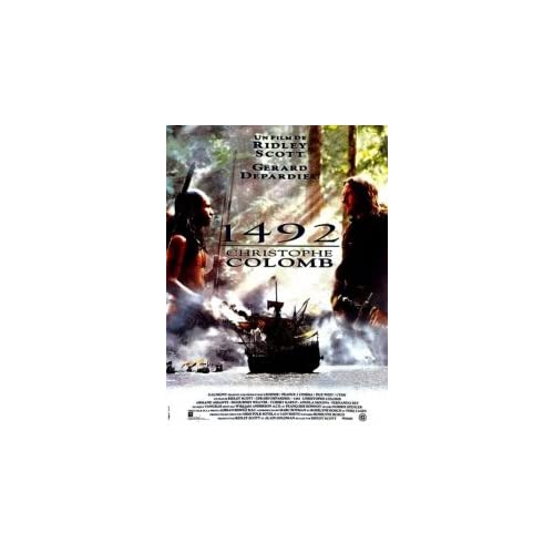 1492 Conquest Of Paradise Christophe Colomb All Region Import On DVD With Armand
