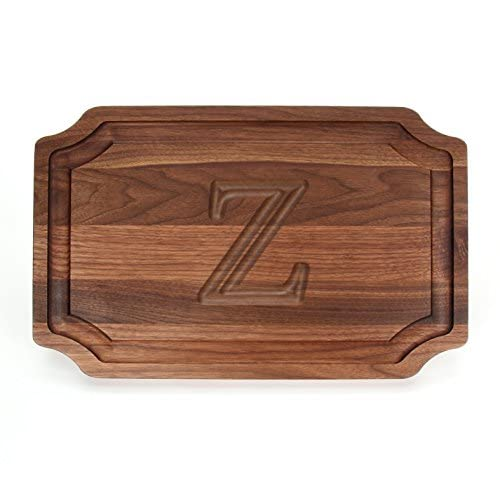 Bigwood Boards W320-Z Carving Board Carving Board With Juice Well