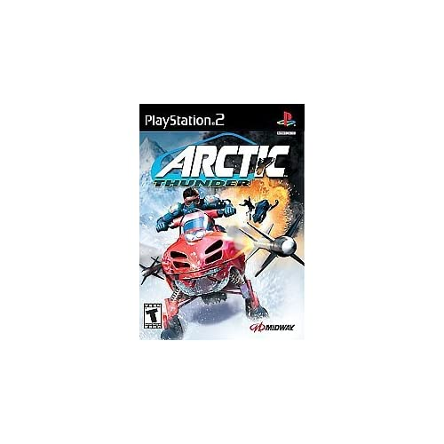 Arctic Thunder For PlayStation 2 PS2