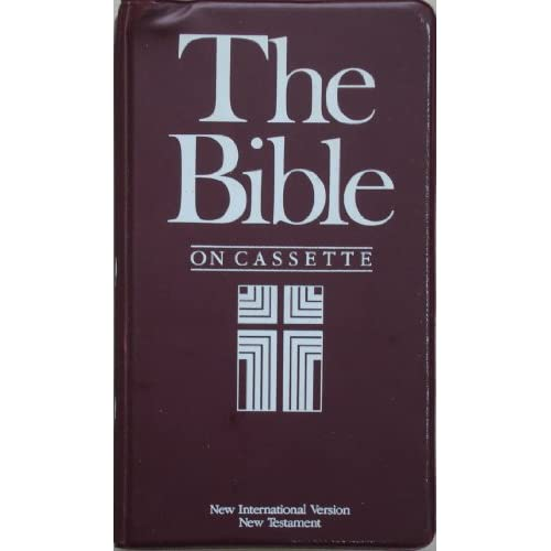 Image 0 of Bible On Cassette Niv New Testament On Audio Cassette