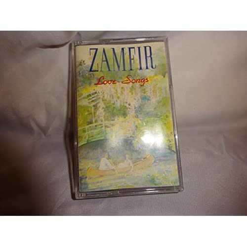 Image 0 of Love Songs By Zamfir On Audio Cassette