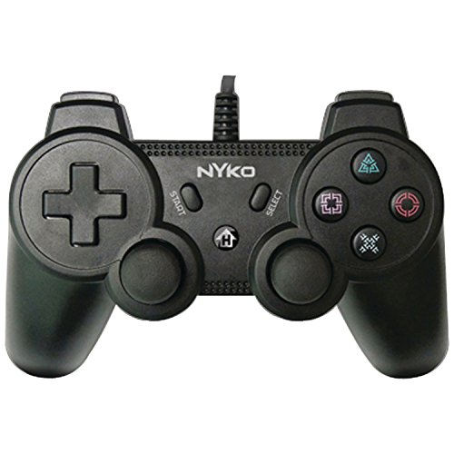 Image 0 of Nyko Core Controller For PS3 For PlayStation 3 Black Gamepad VSA366