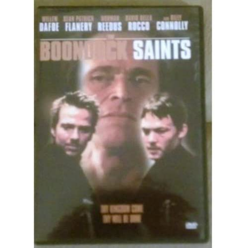 Image 0 of Boondock Saints The On DVD With Willem Dafoe