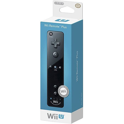 Image 0 of Nintendo OEM Remote Plus Black For Wii