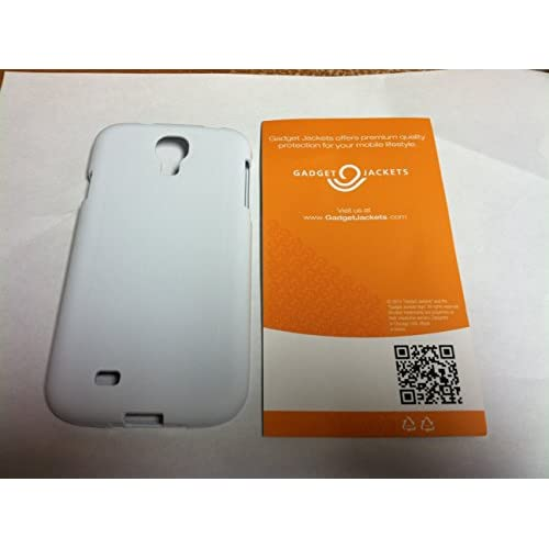 Image 0 of Gadget Jackets High Quality Soft Case For Samsung Galaxy S4 White