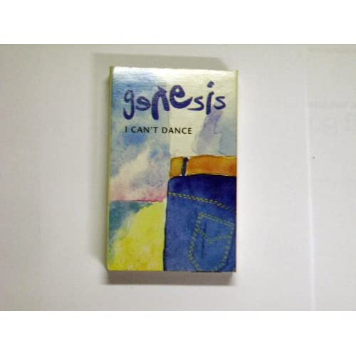 Image 0 of I Can't Dance By Genesis Cassette On Audio Cassette