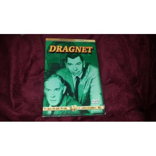 Image 2 of Dragnet On DVD
