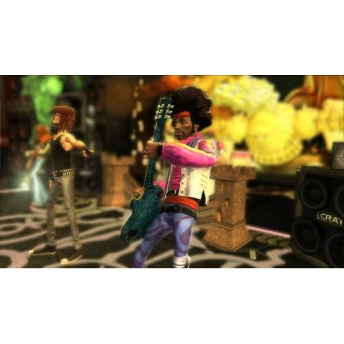 Image 1 of Guitar Hero III: Legends Of Rock PS2 For PlayStation 2 Music