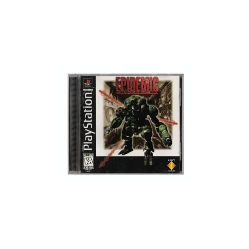 Image 0 of Epidemic PlayStation For PlayStation 1 PS1