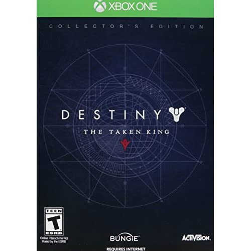 Destiny The Taken King Edition For Xbox One