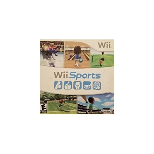 Image 0 of Nintendo Wii Sports For Wii For Wii And Wii U