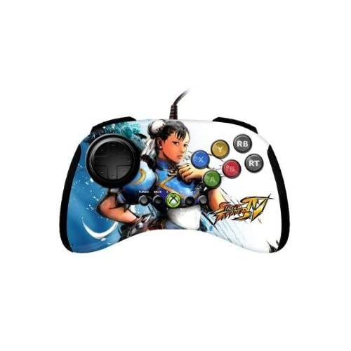 Image 0 of Street Fighter IV Fightpad Chun-Li For Xbox 360 Multicolor Gamepad IGH568
