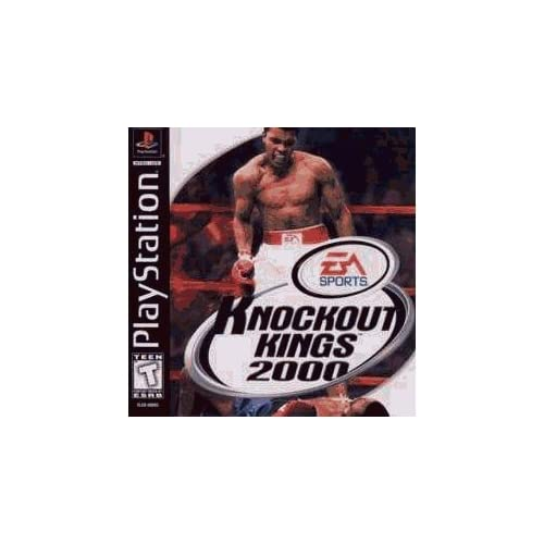Image 0 of Knockout Kings 2000 For PlayStation 1 PS1