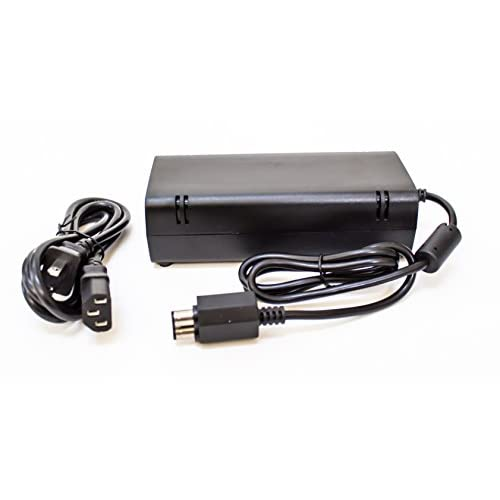 AC Adapter Power Supply Cord For Xbox 360 Slim