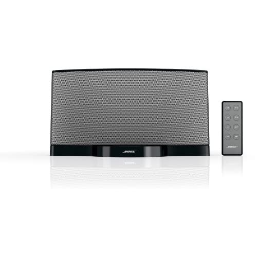 bose sounddock series ii 30 pin ipod iphone speaker dock black. Black Bedroom Furniture Sets. Home Design Ideas