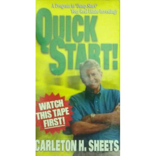 Quick Start! A Program To Jump Start Your Real Estate Investing! 1
