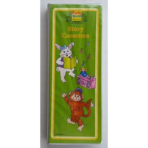 Image 0 of Story Cassettes: Early World Of Learning A Learning Readiness Program By World B