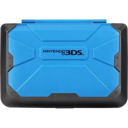 Image 0 of Insignia Vault Case For Nintendo 3DS Xl-Blue For DS Game UZA015