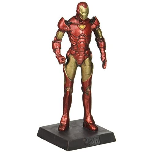 Image 0 of Classic Marvel Figurine Collection #12 Iron Man Toy