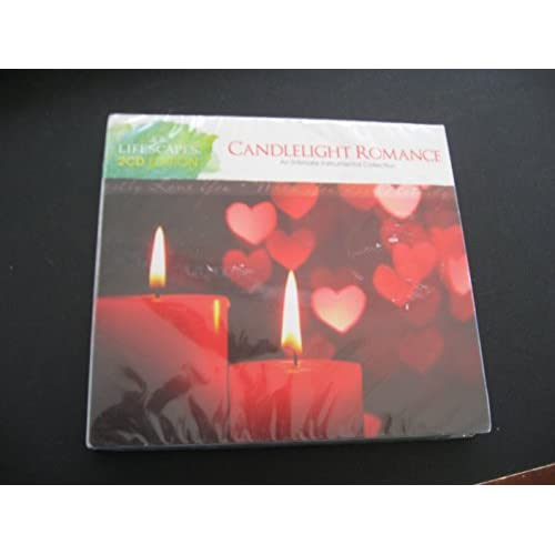 Image 0 of Lifescapes Candlelight Romance 2 CD Set By Na Composer On Audio CD