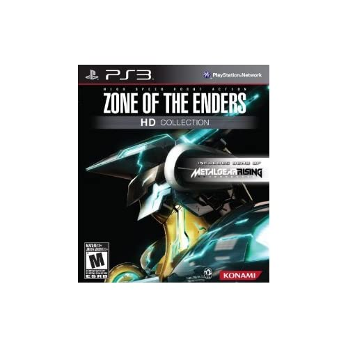 Image 0 of Zone Of The Enders HD Collection For PlayStation 3 PS3