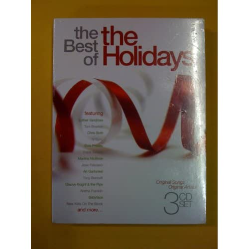 Image 0 of Best Of The Holidays / Various By Best Of The Holidays / Various On Audio CD Alb