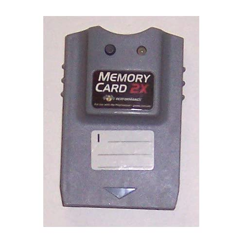 PlayStation One Memory Card For PlayStation 1 PS1 Expansion EEK083