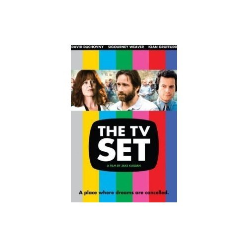Image 1 of The TV Set On DVD Comedy
